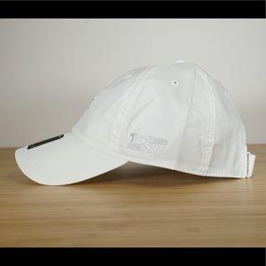 469764e7 Nike Accessories | X Kendrick Lamar Damn Cap White Red Velcro | Poshmark